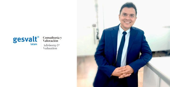 Juan Pablo Barrero lidera el nuevo departamento de Research de Gesvalt Latam